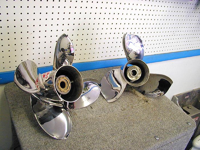 Mike Hood's Marine Propellers